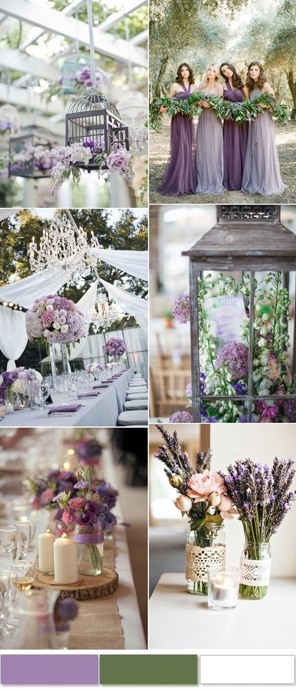 10 Trendy Purple And White Wedding Ideas 325 best purple wedding ideas and inspiration images on pinterest 2021