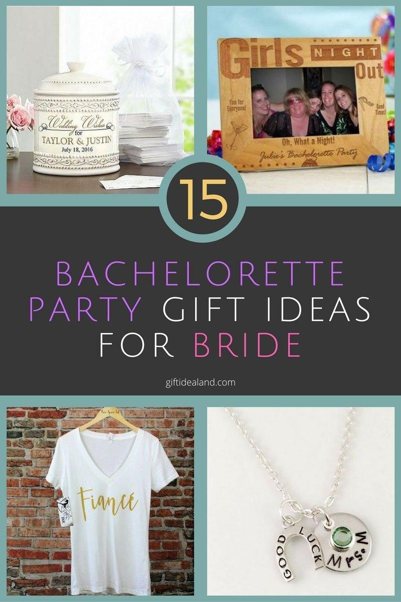 10 Fantastic Cute Bachelorette Party Gift Ideas 33 awesome bachelorette party gift ideas for the bride 4 2021