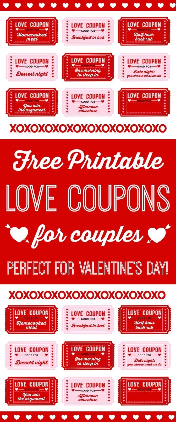 10 Unique Romantic Coupon Ideas For Him 33 best gifts images on pinterest gift ideas presents and valentines 2020