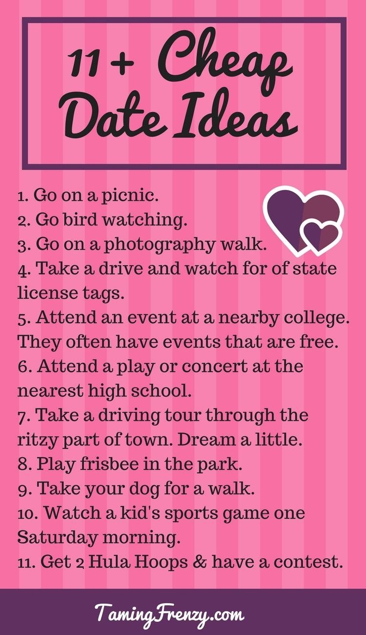 10 Cute Cheap Date Ideas For Married Couples 33 cheap date ideas for married couples taming frenzy