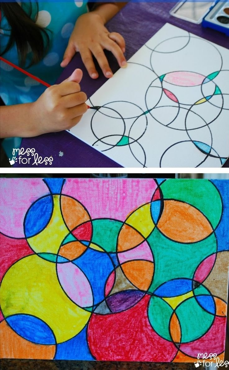 10 Spectacular Ideas Of What To Paint 331 best kids crafts with paint images on pinterest art lessons 2020