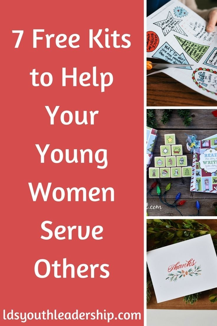 10 Awesome Lds Young Women Activity Ideas 336 best lighttheworldserving others images on pinterest 2021