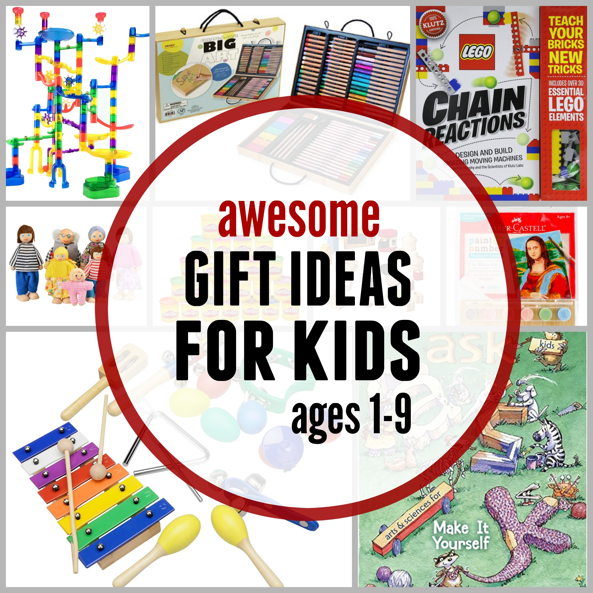 35 awesome gift ideas for kids - the measured mom