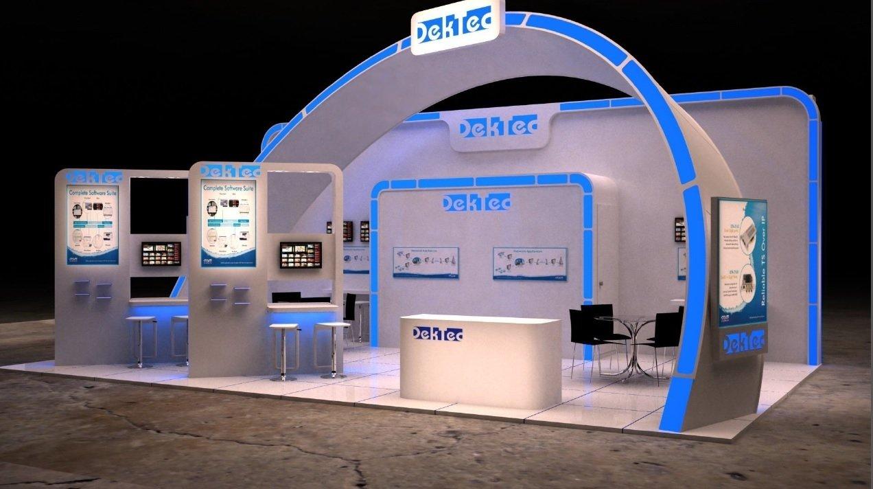 10 Stunning Trade Show Booth Design Ideas