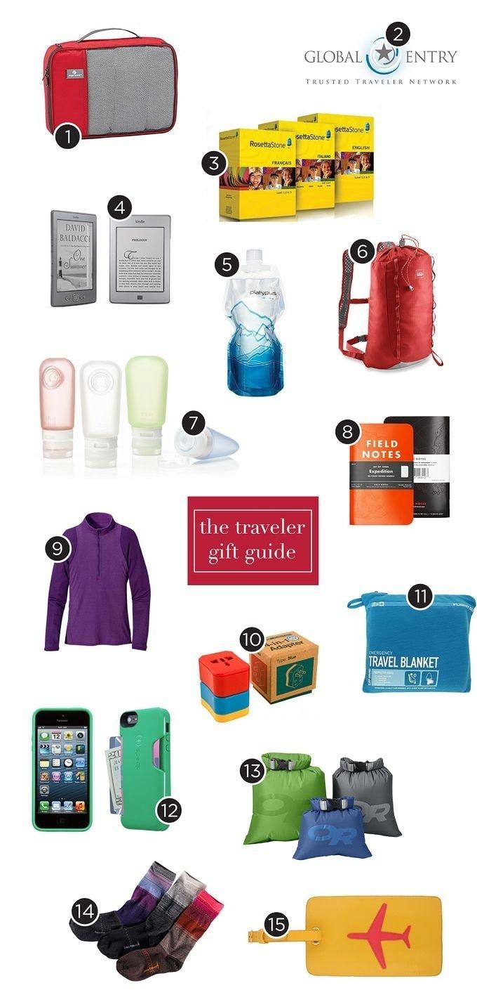 10 Lovely Gift Ideas For The Traveler 35 best gifts for travel lovers images on pinterest i want 1 2020