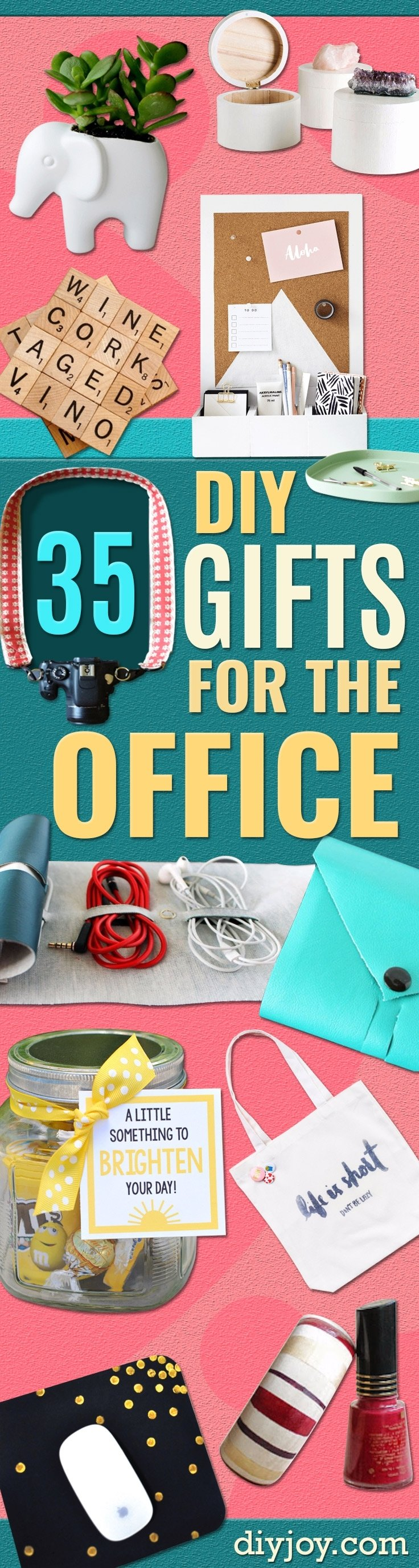 10 Best Gift Ideas For Your Boss 35 cheap and easy gifts for the office 2021