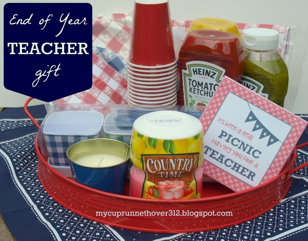 10 Most Popular Teacher End Of Year Gift Ideas 35 diy teacher appreciation gift ideas 2021