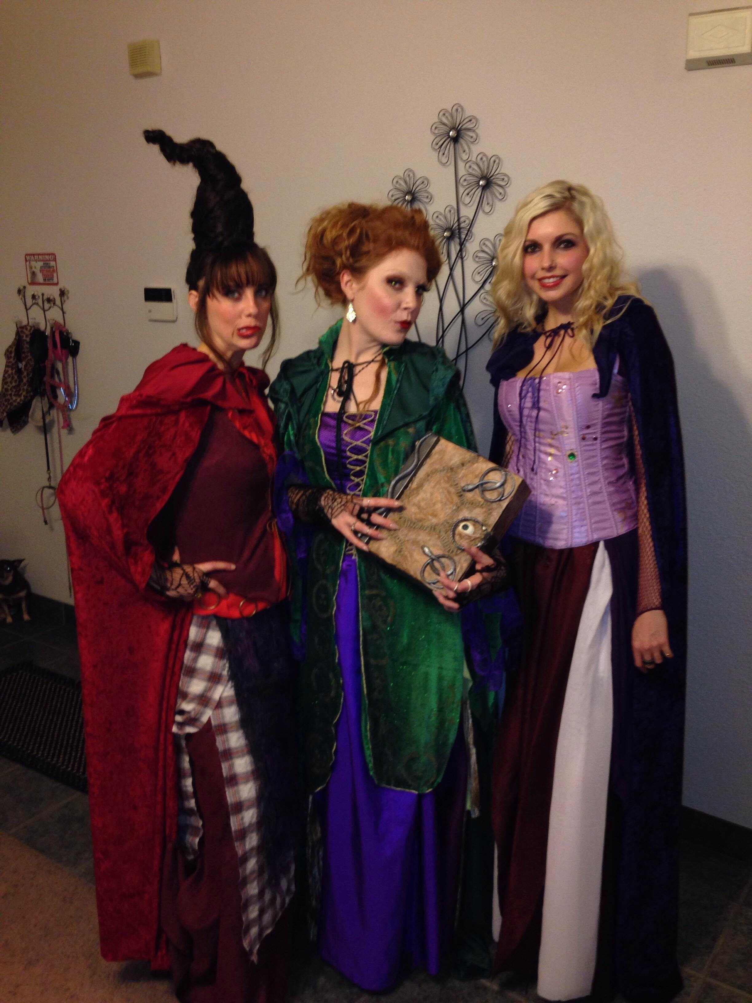 10 Attractive Halloween Ideas For 3 People 35 fun group halloween costumes for you and your friends sanderson 9 2021
