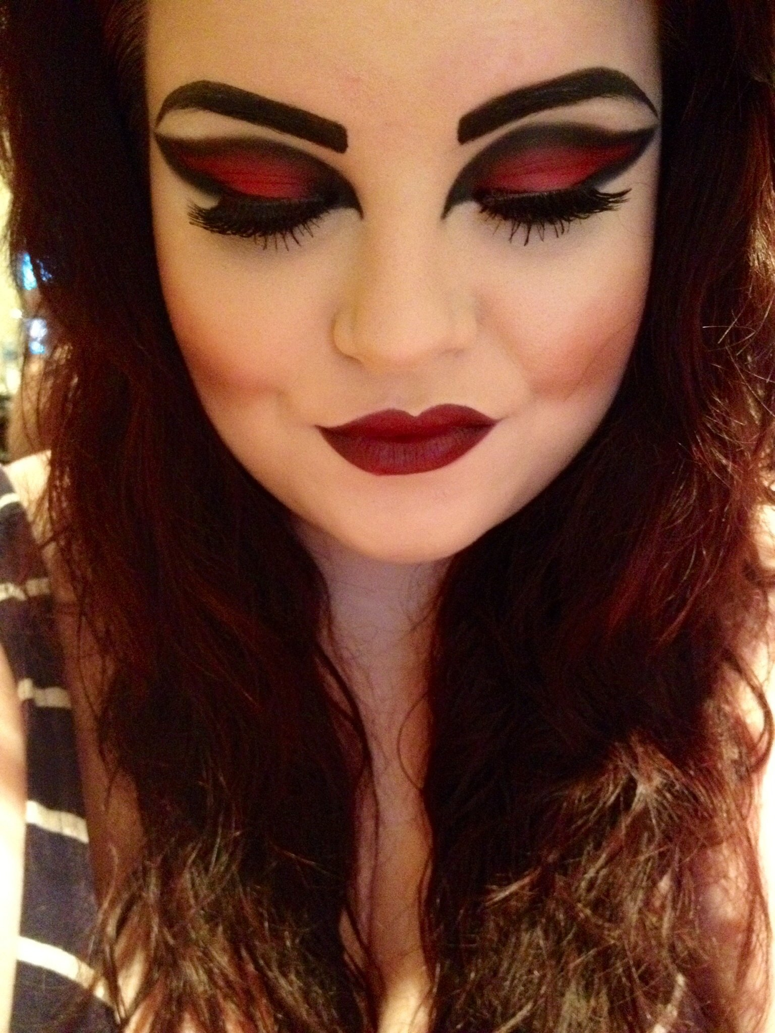 10 Trendy Vampire Makeup Ideas For Women 35 sexy and spooky halloween makeup looks thatll inspire you 2021