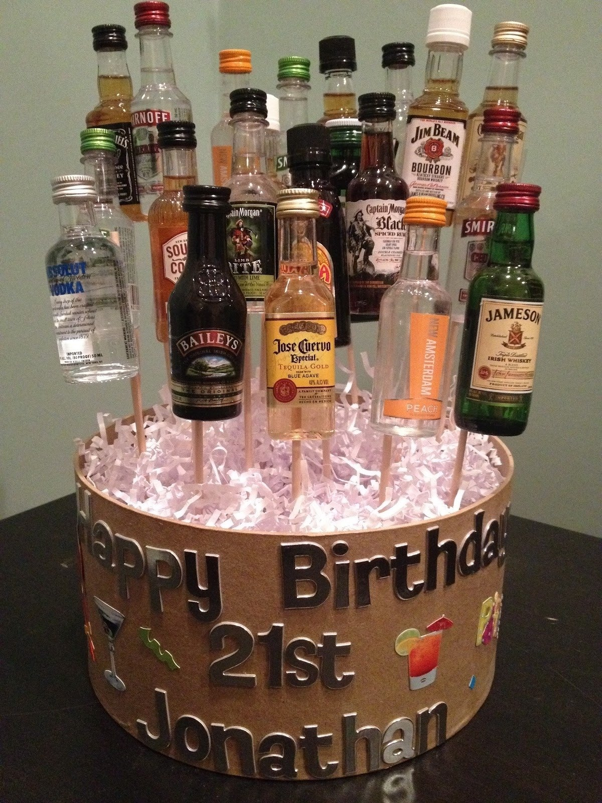10 Spectacular 21St Birthday Ideas For Girls 35 stylish decor regarding 21st birthday ideas for guys that your 1 2021