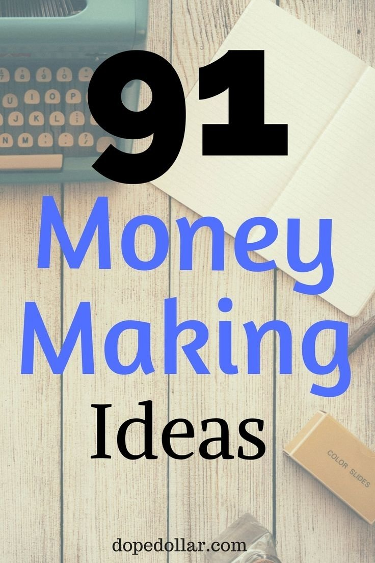 10 Gorgeous Ideas For Making Extra Money 35 ways to make money that actually work for 2018 check life 1 2020