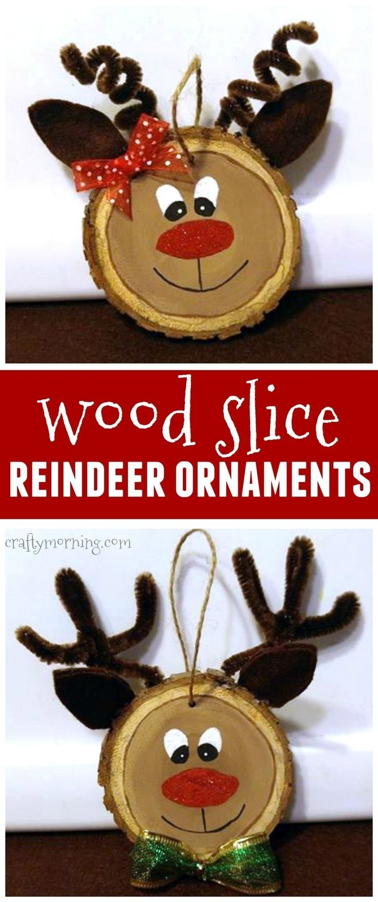 10 Most Popular Kids Christmas Craft Gift Ideas 3545 best christmas ornament diy exchange images on pinterest