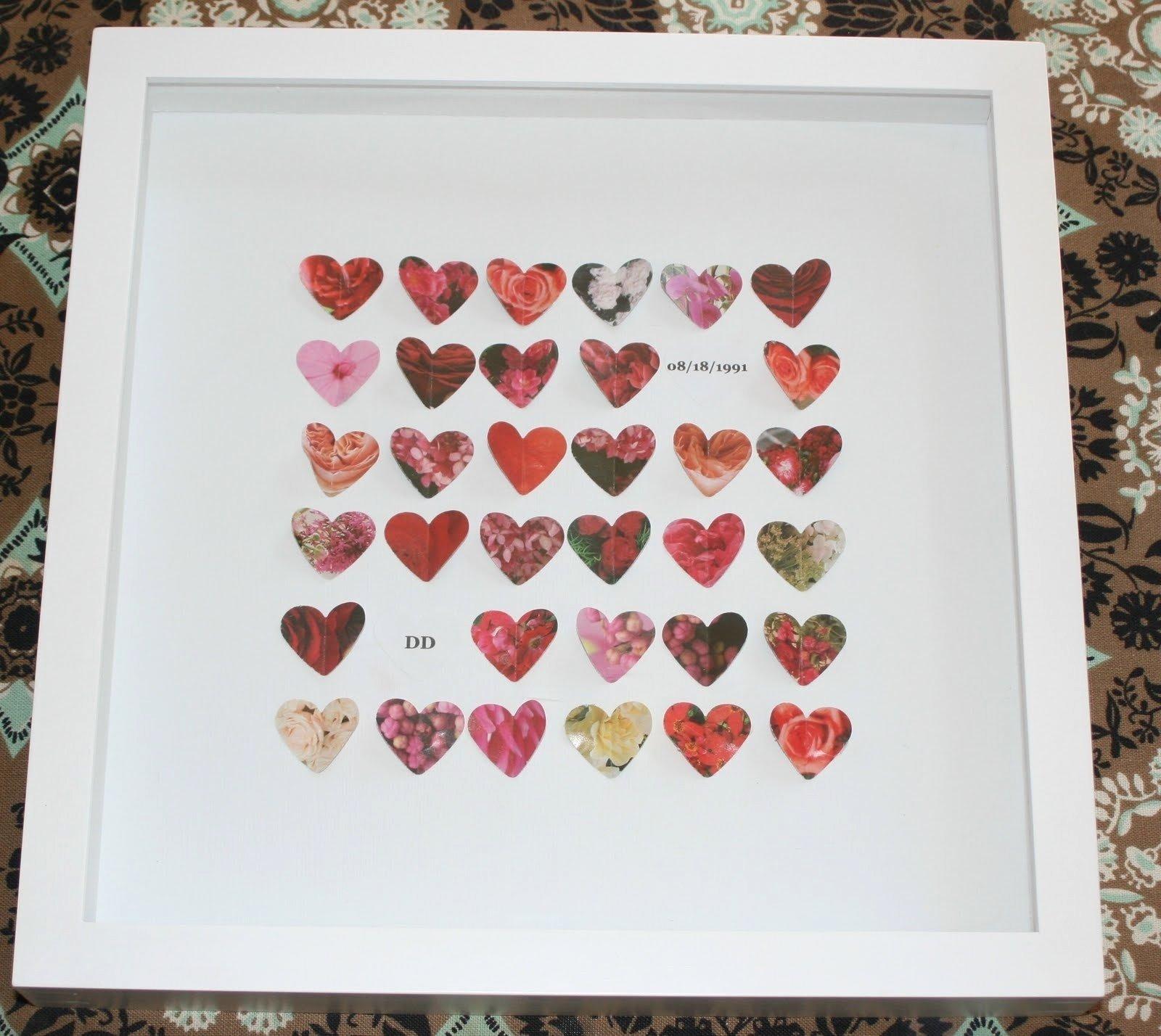 Unique 35 Wedding Anniversary Gift For Parents Crest Wedding Idea