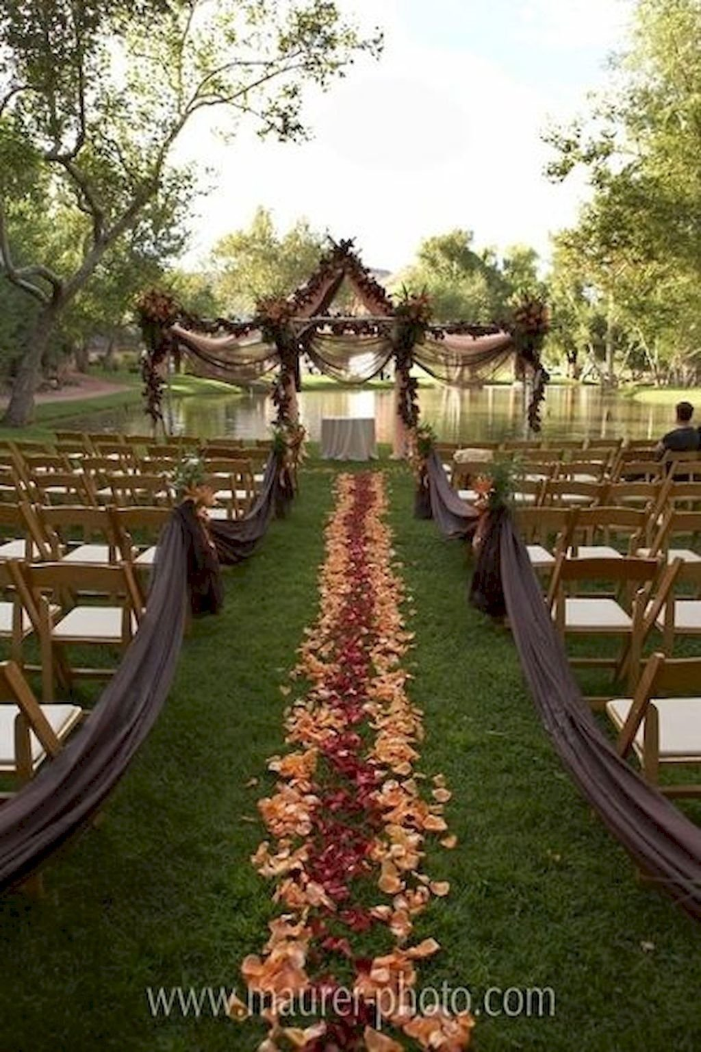 36 amazing fall outdoor wedding ideas on a budget | budgeting, nice
