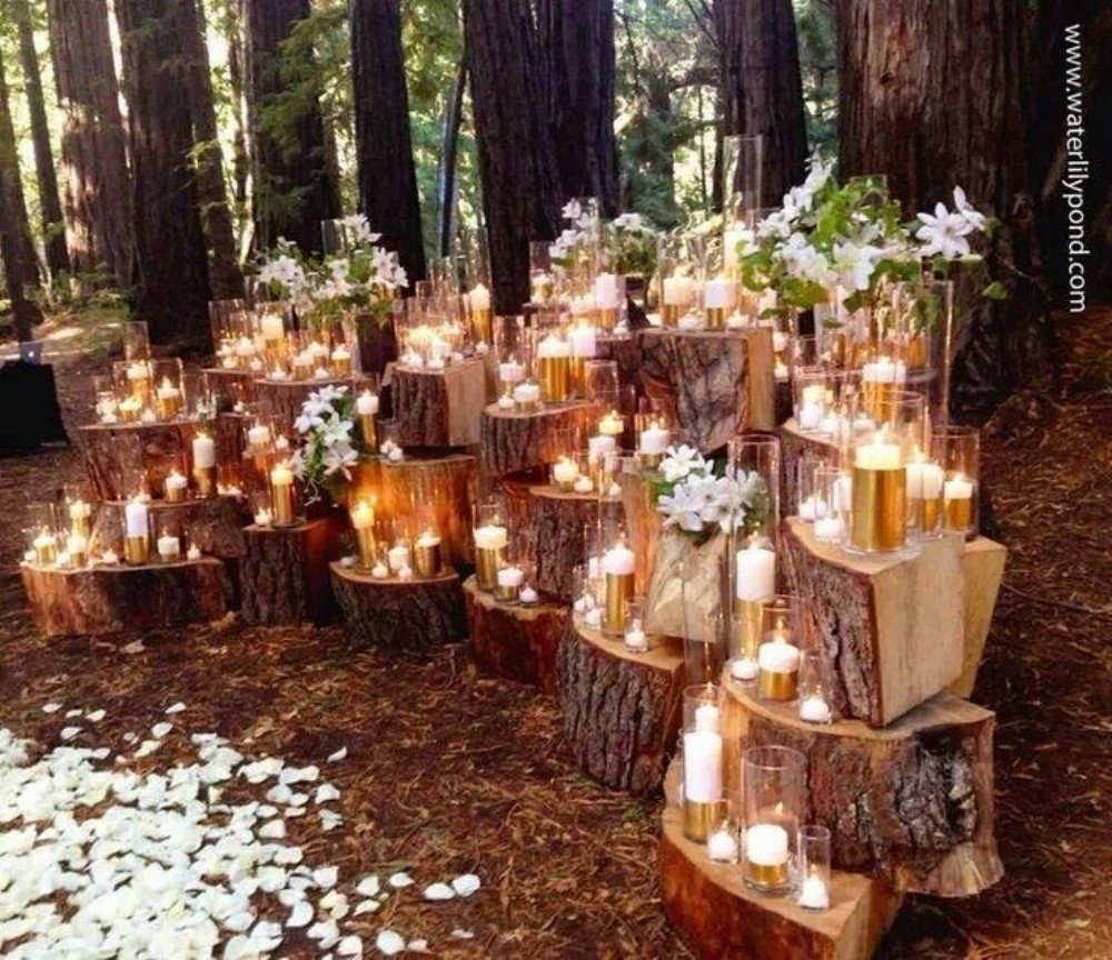 10 Awesome Outdoor Wedding Ideas For Fall 36 budget friendly outdoor wedding ideas for fall vis wed 2021