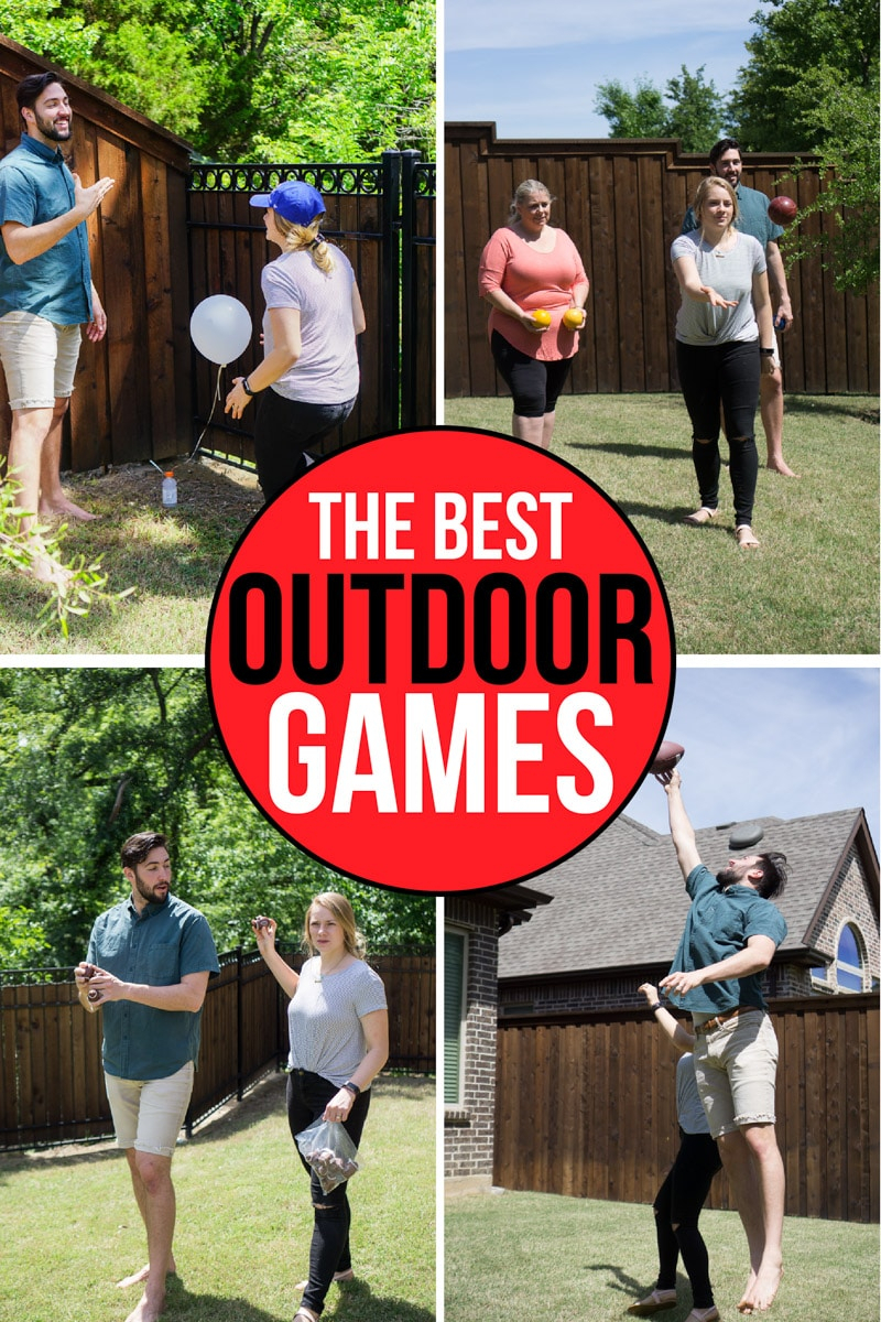 36 of the most fun outdoor games for all ages - play party plan