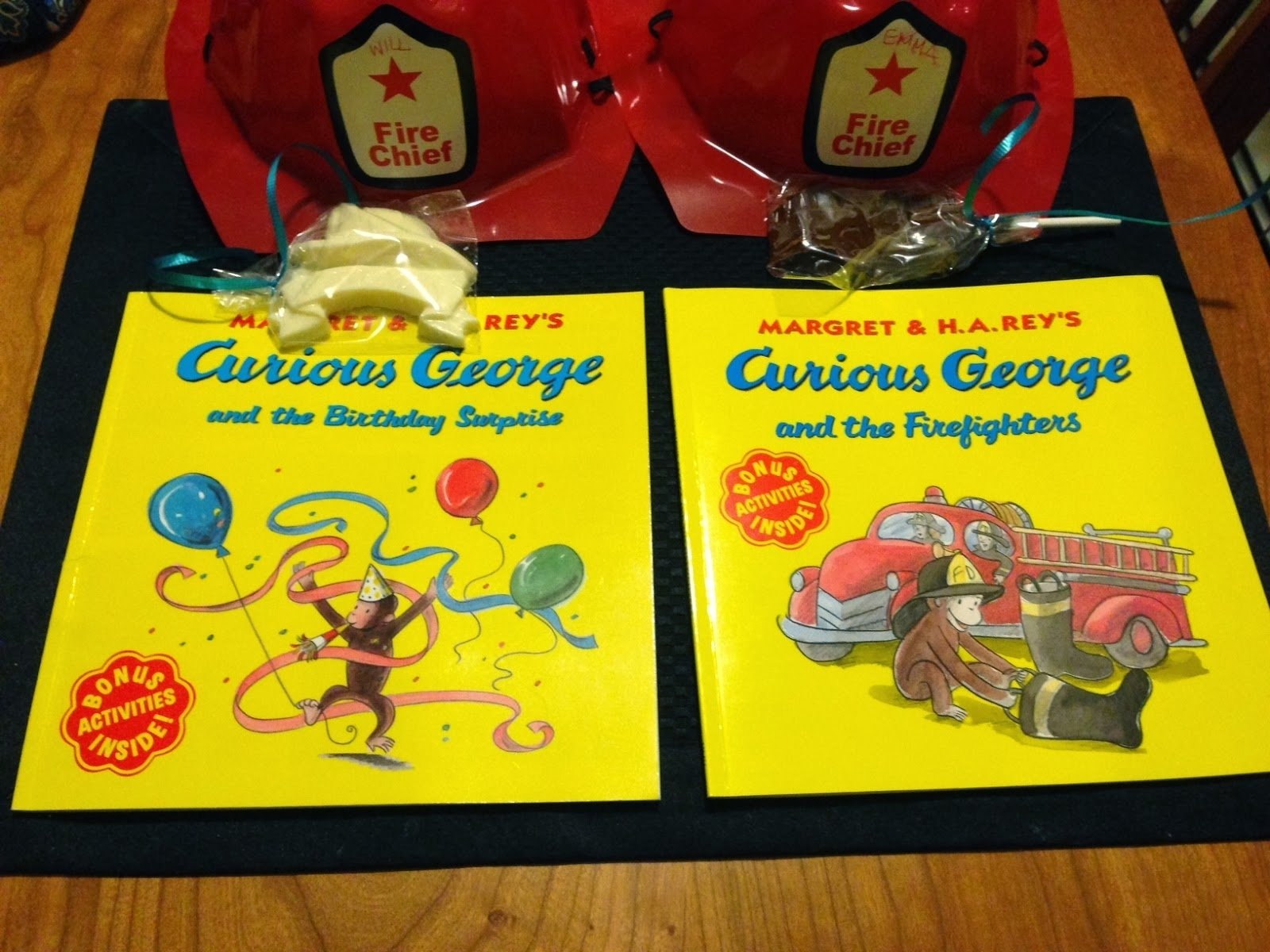 10 Awesome Curious George Party Favor Ideas 365 great childrens books curious george birthday party 2020