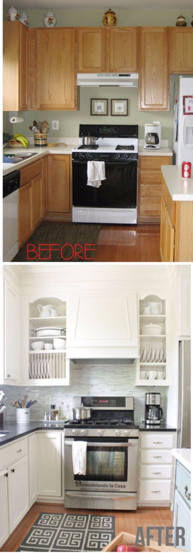 10 Fantastic Kitchen Makeover Ideas On A Budget 37 brilliant diy kitchen makeover ideas 2020