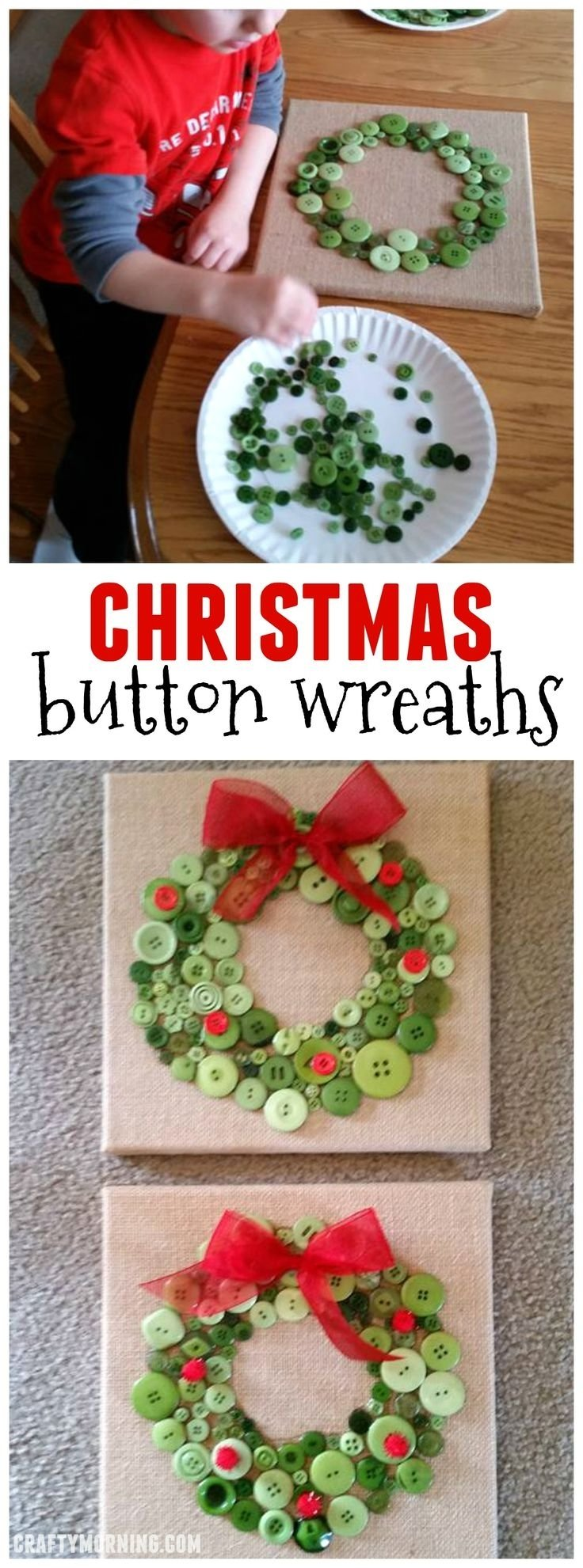 10 Most Popular Kids Christmas Craft Gift Ideas 372 best homemade christmas images on pinterest christmas crafts