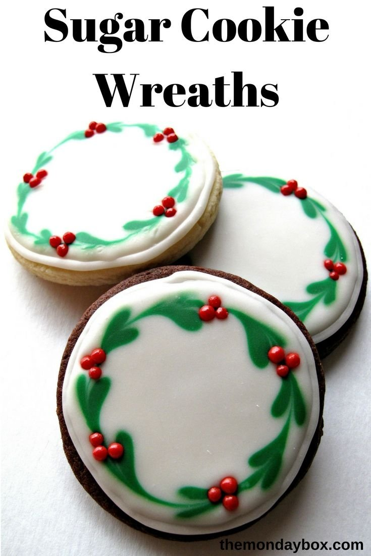 10 Ideal Christmas Sugar Cookie Decorating Ideas 377 best circle sugar cookies decorating ideas images on pinterest 2020