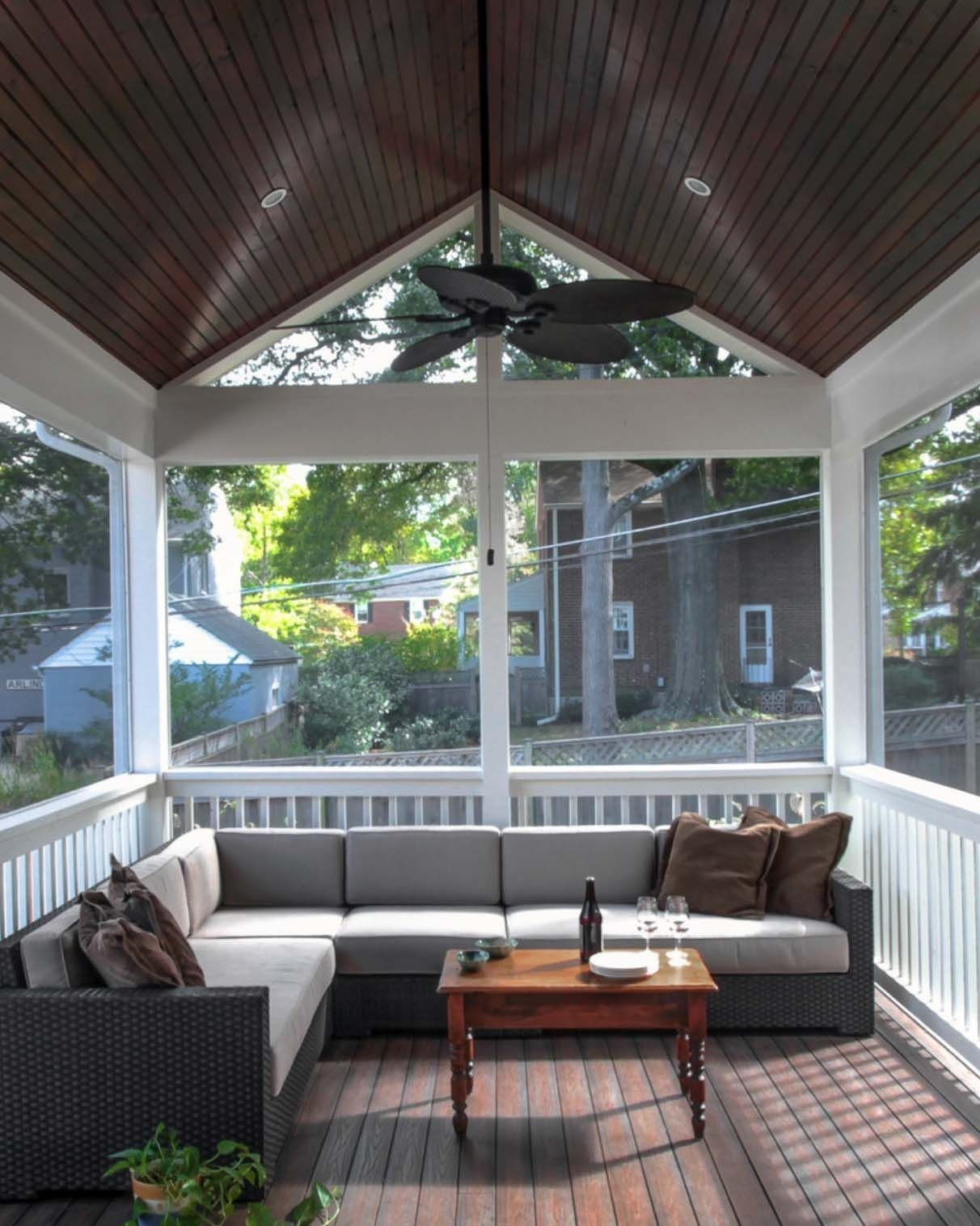 10 Trendy Ideas For Screened In Porches 38 amazingly cozy and relaxing screened porch design ideas porch 2020