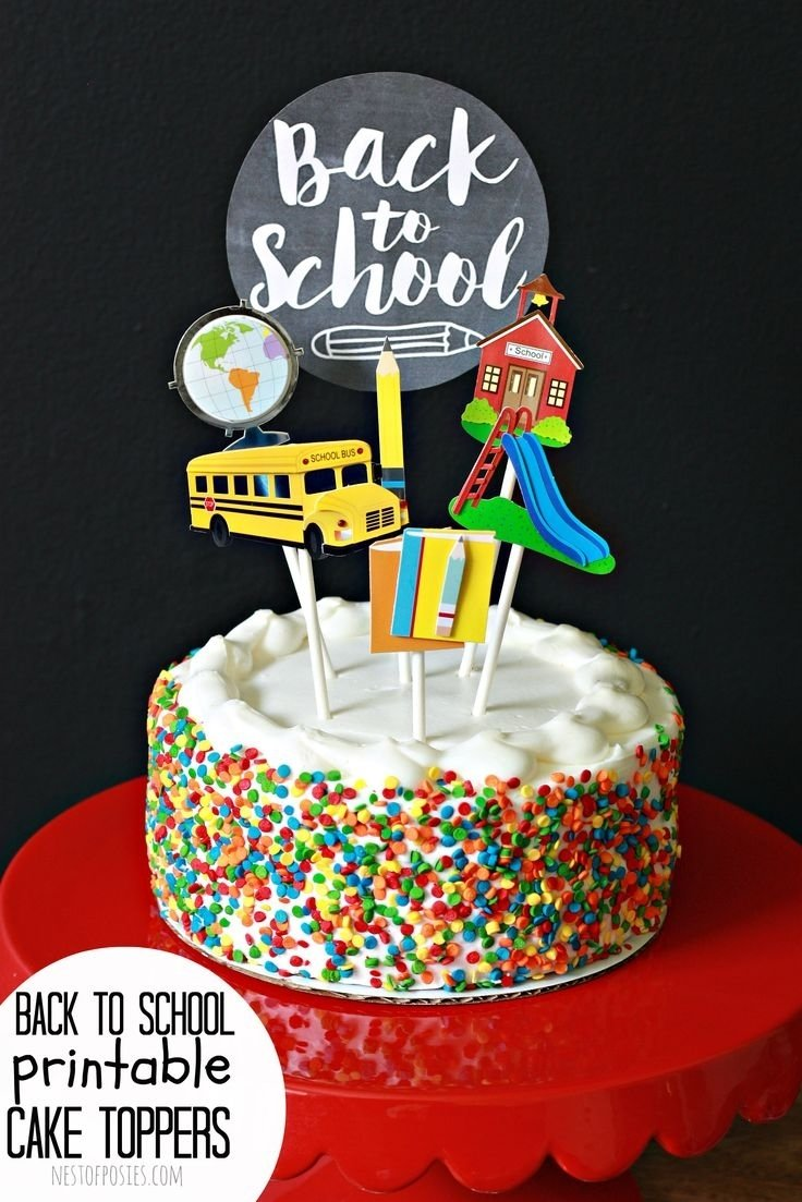 10 Best Back To School Cake Ideas 38 best back to school last day of school cakes cupcakes images on