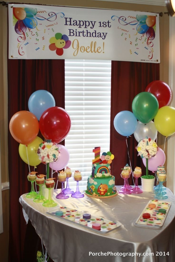 10 Most Popular Cheap 1St Birthday Party Ideas