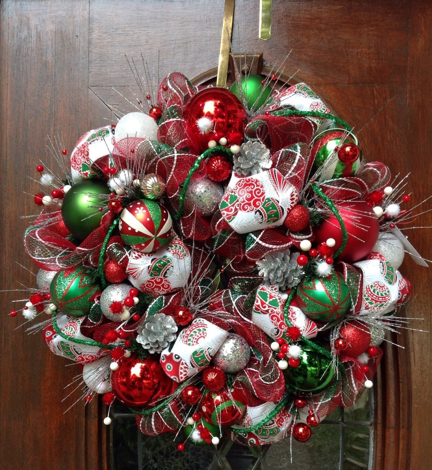 10 Ideal Deco Mesh Christmas Wreath Ideas 38 fall deco mesh wreath ideas from pelin horan loveitsomuch 1 2020