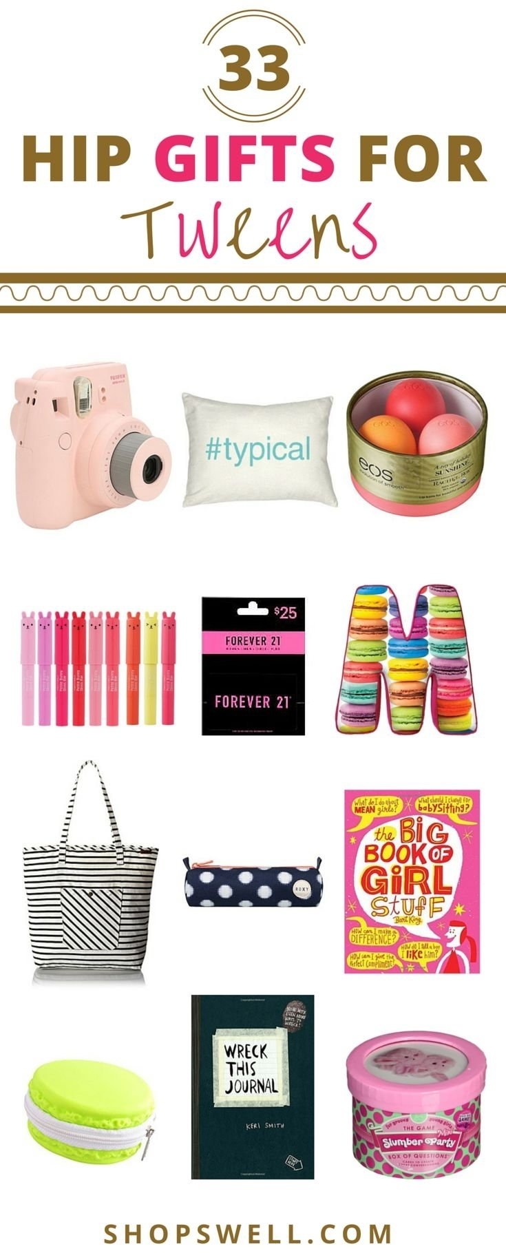 10 Attractive Tween Gift Ideas For Girls 380 best tweens and teens images on pinterest baby books beds 2020