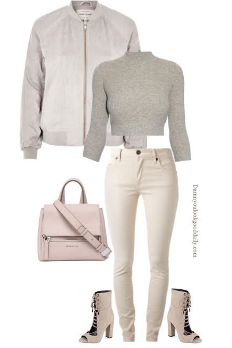 10 Awesome Outfit Ideas For Teenage Girls 39 fall winter outfits street style you have to see cream jeans