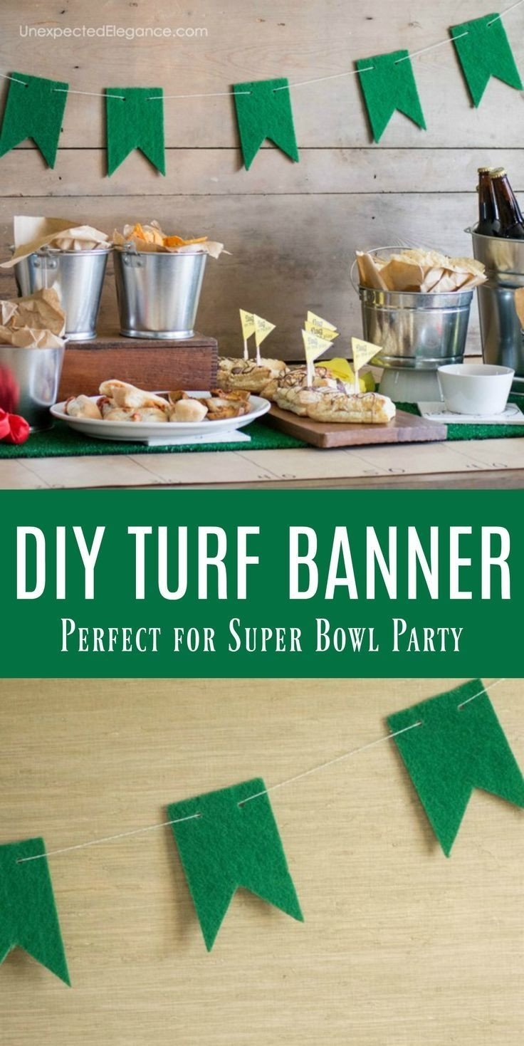 10 Gorgeous Super Bowl Party Ideas Pinterest 390 best diy football party ideas images on pinterest design ideas 2020