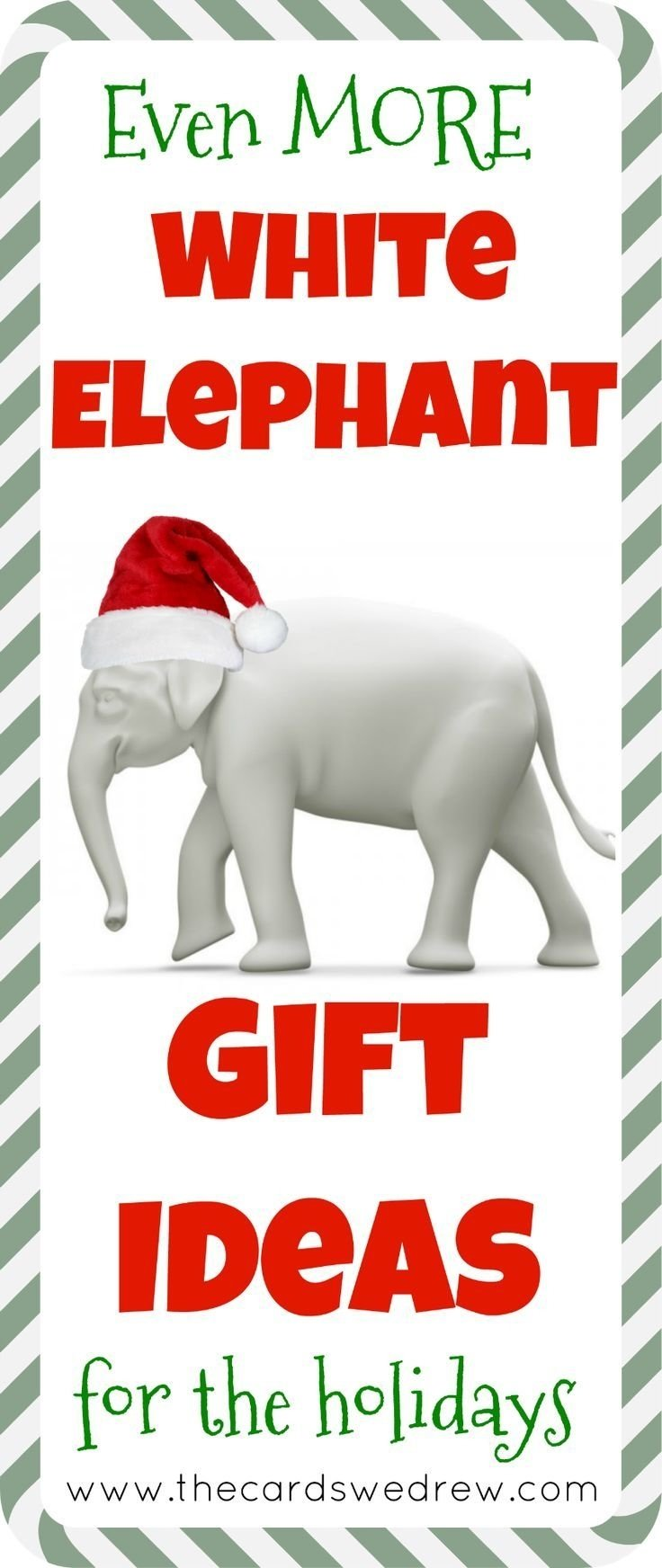 10 Famous Christmas White Elephant Gift Ideas 395 best gift ideas images on pinterest christmas presents 5 2021