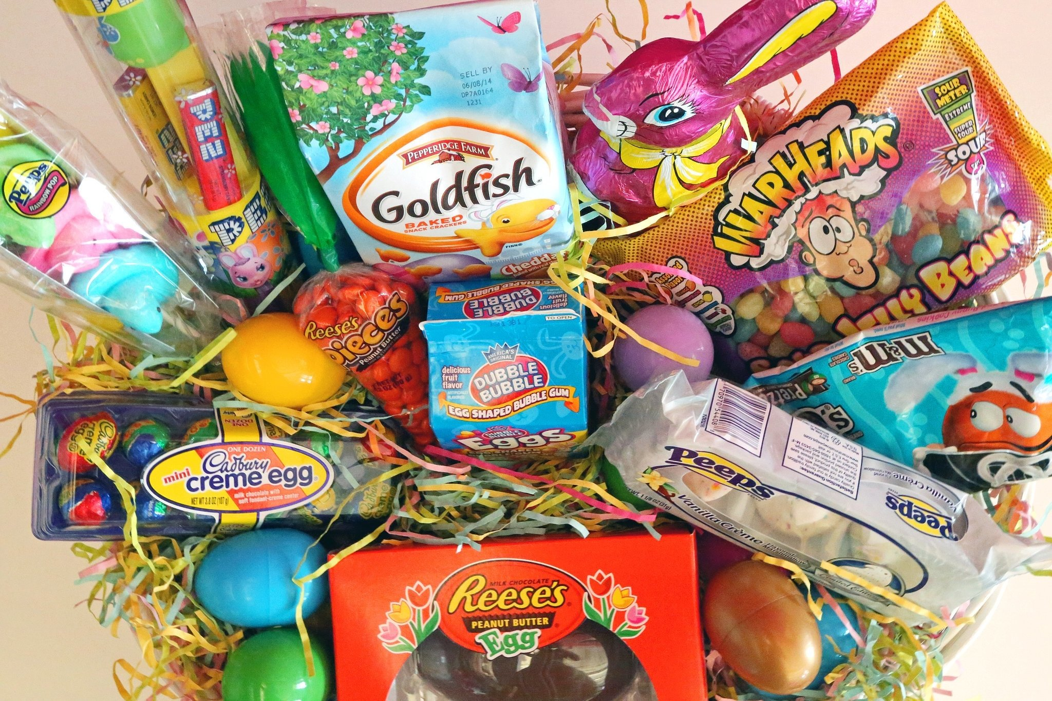 10 Beautiful Easter Basket Ideas For Boyfriend 4 20 easter basket popsugar food 2020