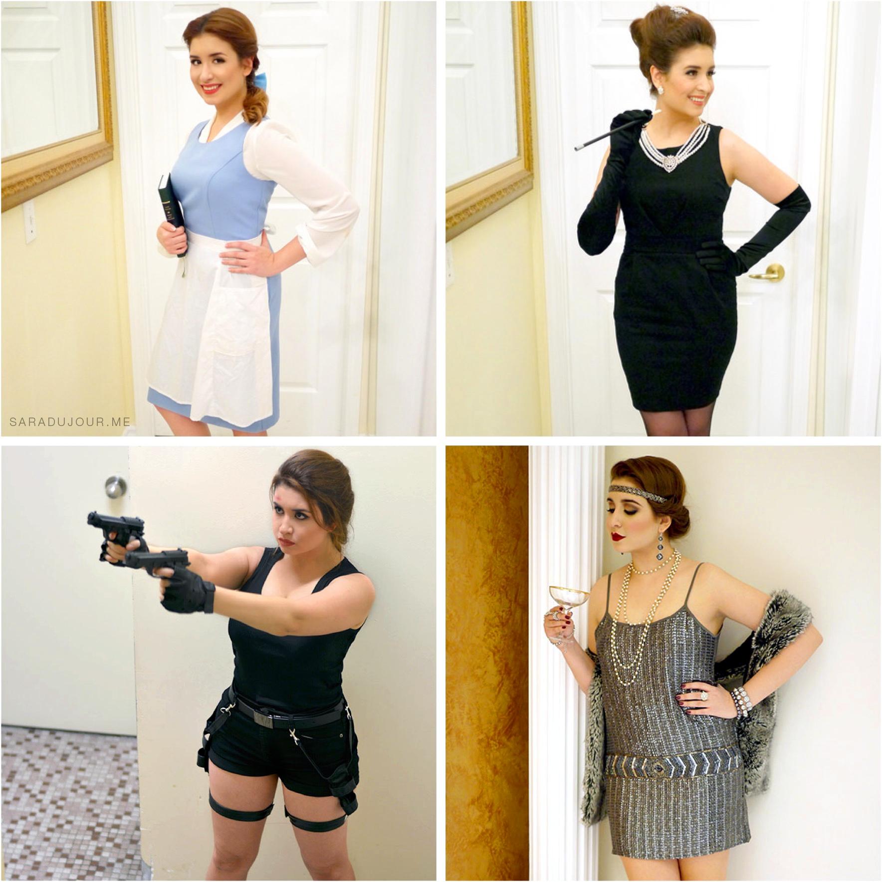 10 Ideal Easy Costume Ideas For Women 4 easy halloween costume ideas e280a2 sara du jour 2020