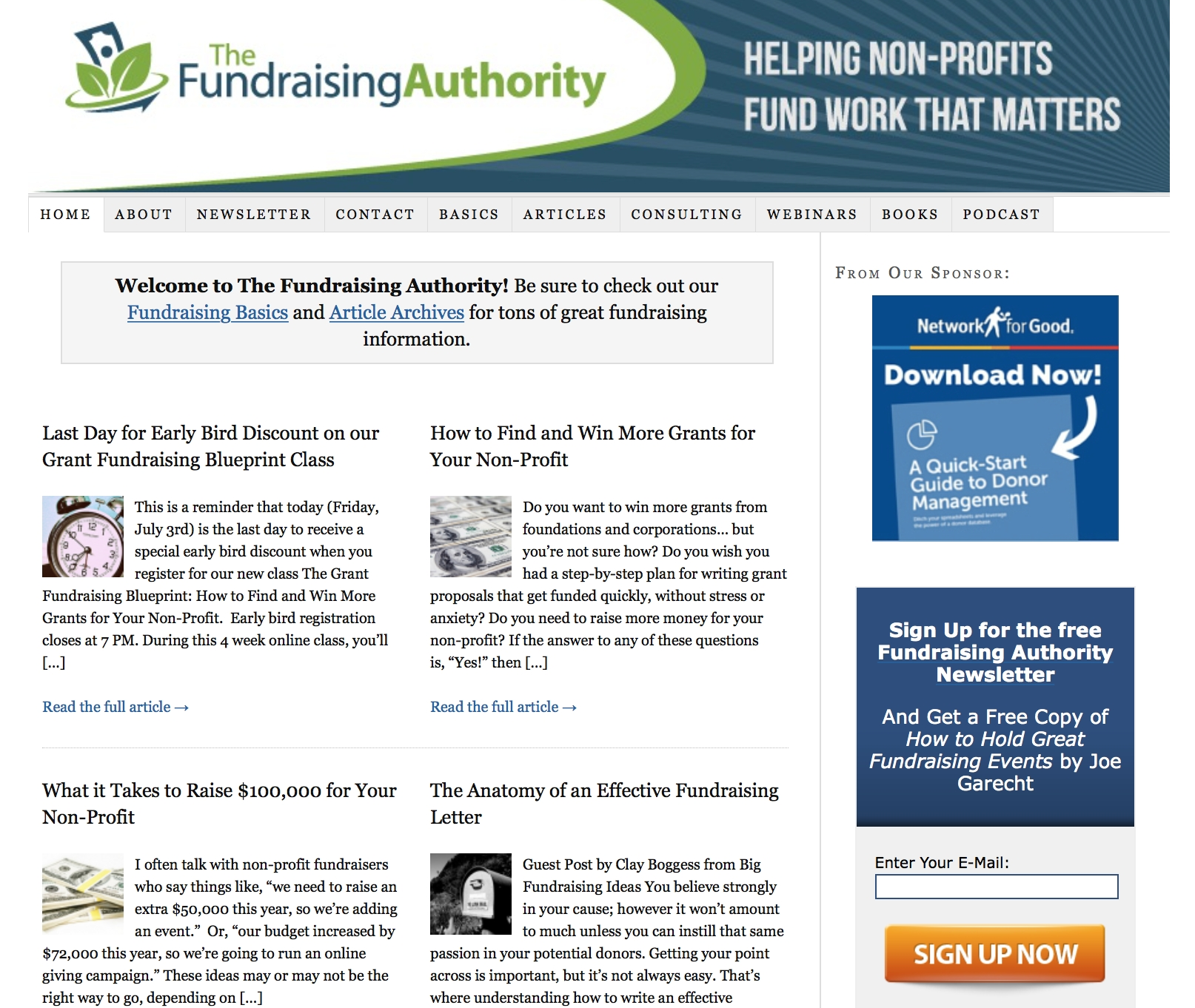 10 Stunning Fundraising Ideas For Non Profit 4 excellent email marketing ideas for nonprofits campaign monitor