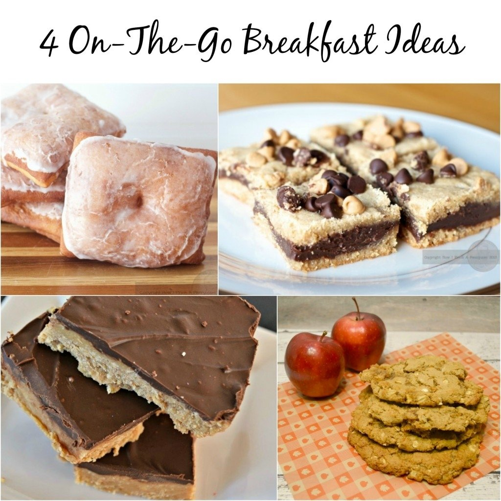 10 Stunning On The Go Breakfast Ideas 4 on the go breakfast recipes 1