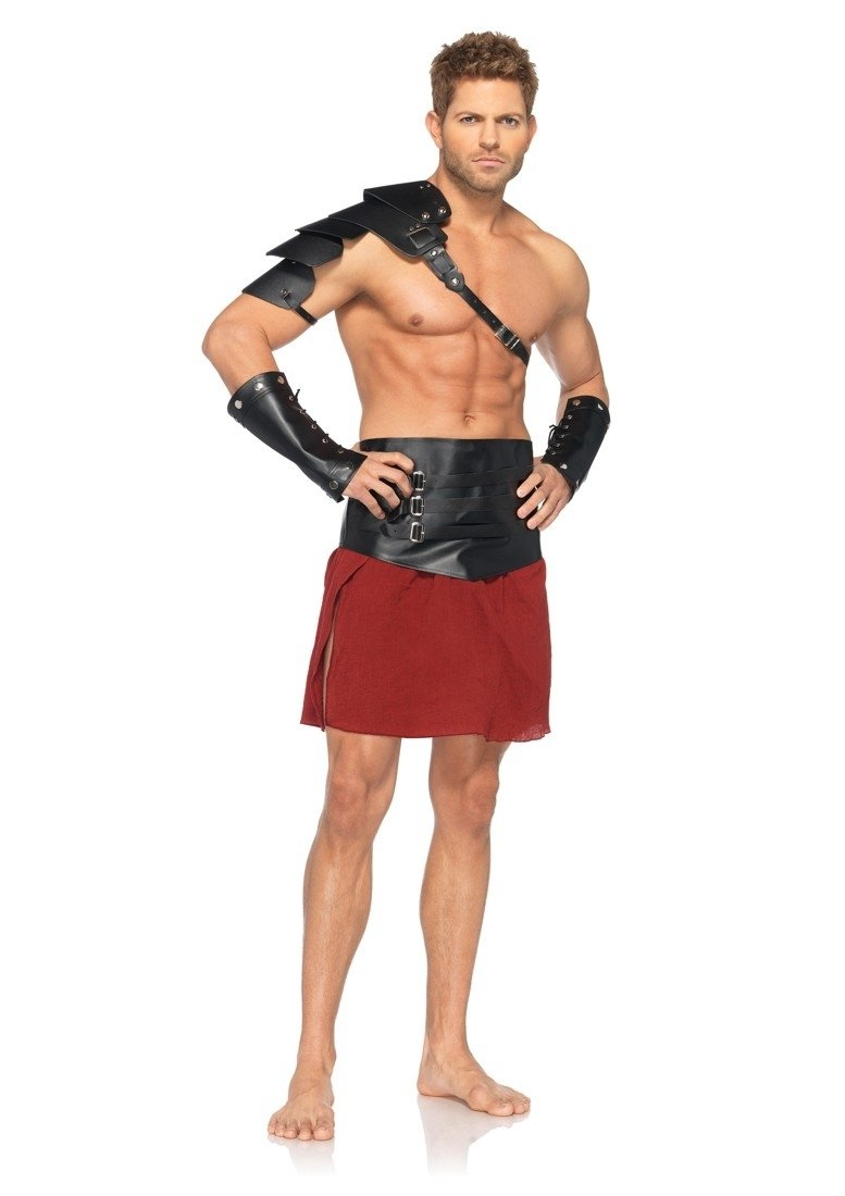 4 pc warrior warrior costume @ amiclubwear costume online store,sexy