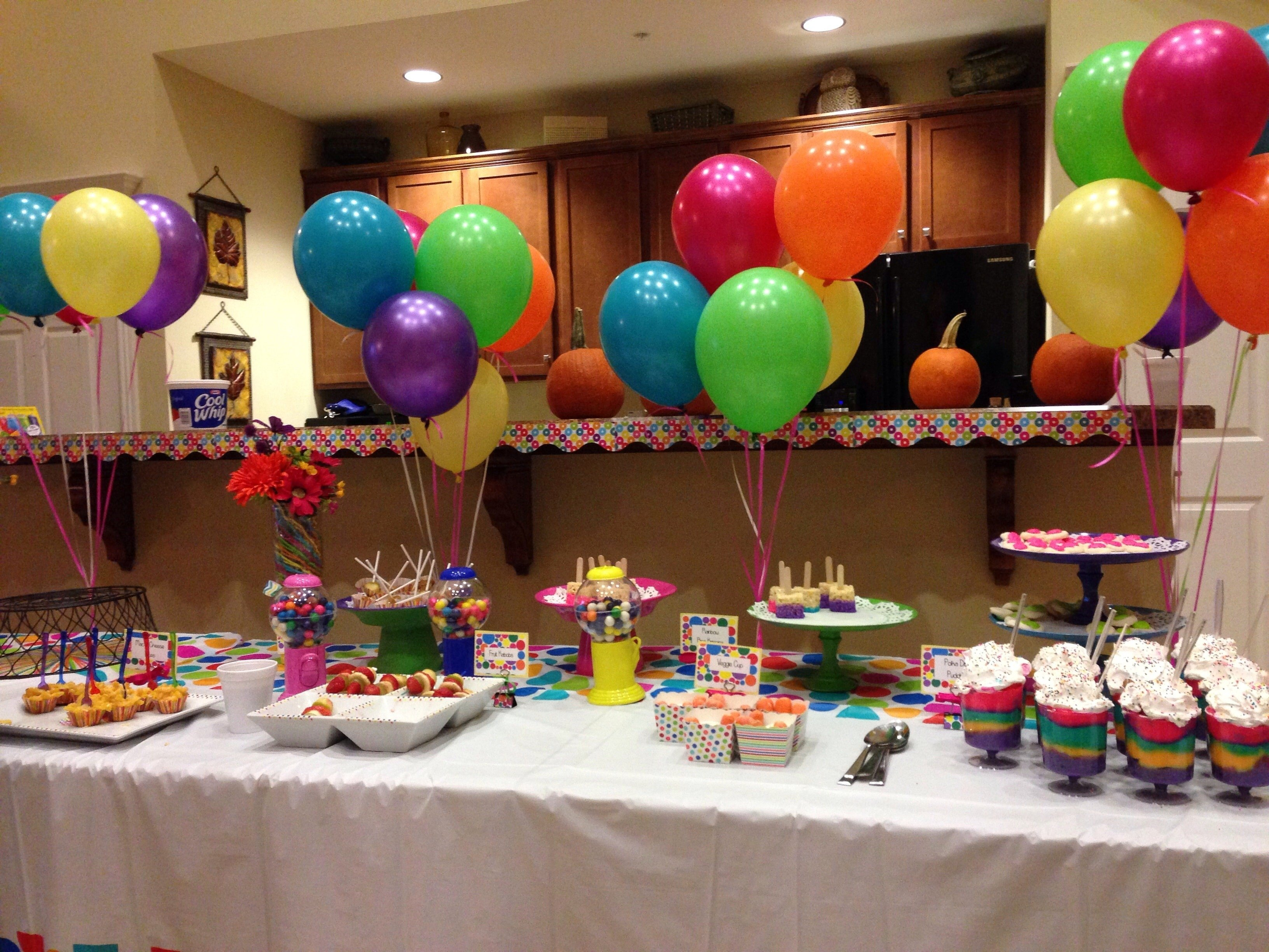 10 Great Birthday Party Ideas For 4 Year Old Modern Portrait