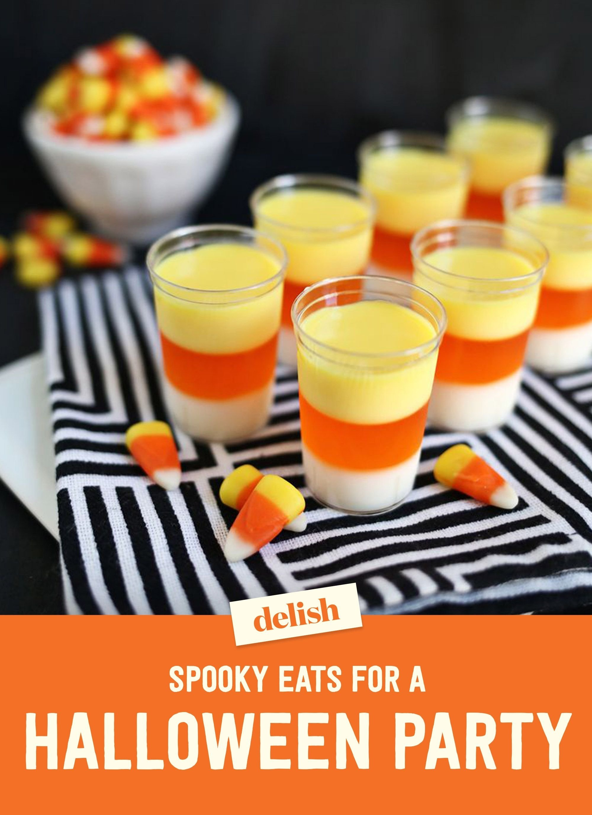 40+ adult halloween party ideas - halloween food for adults—delish