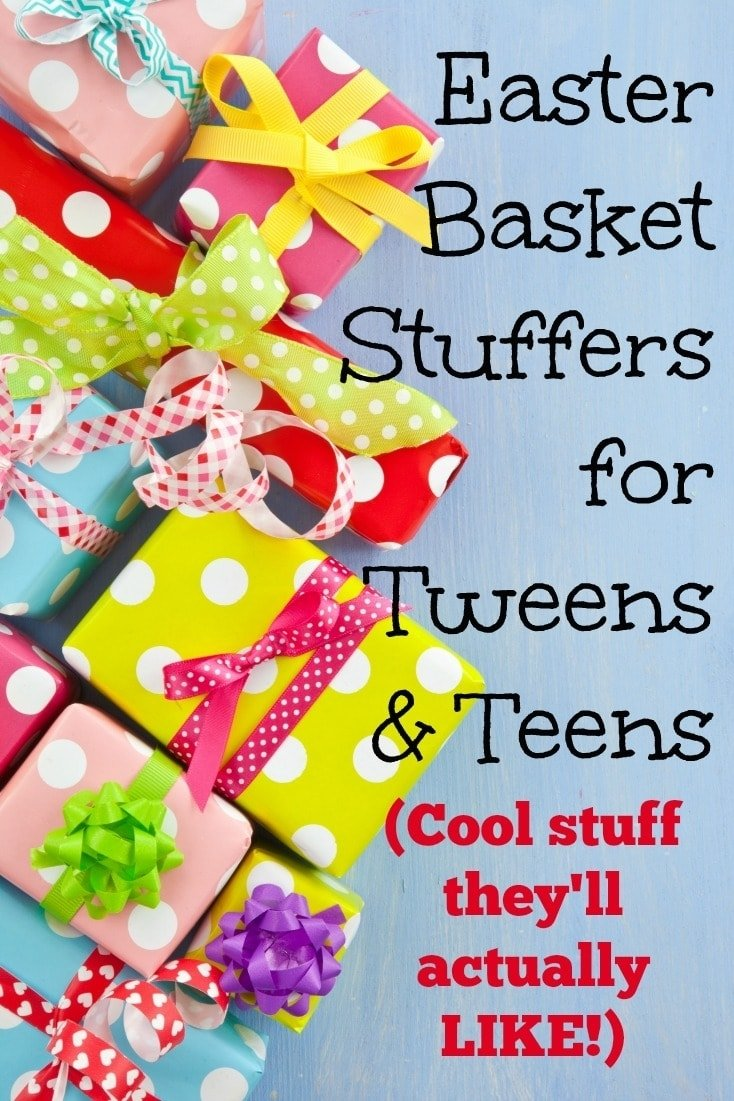10 Most Recommended Easter Basket Ideas For Tweens 40 awesome easter basket stuffers for tweens and teens in 2018 2020