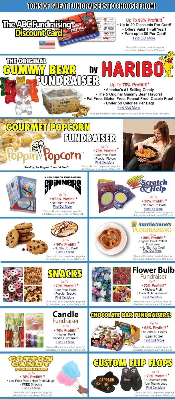 10 Perfect Quick Fundraising Ideas For Kids 40 best commercial fundraiser images on pinterest commercial 4 2020
