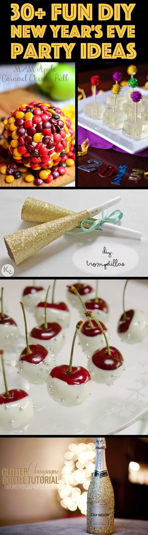 10 Ideal New Years Eve Desserts Party Ideas 40 best new years eve party ideas images on pinterest birthdays 2020
