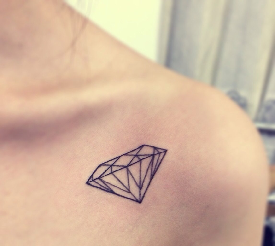 10 Famous Tattoo Ideas For Girls With Meaning 40 collar bone tattoo ideas for girls small diamond tattoo 2021