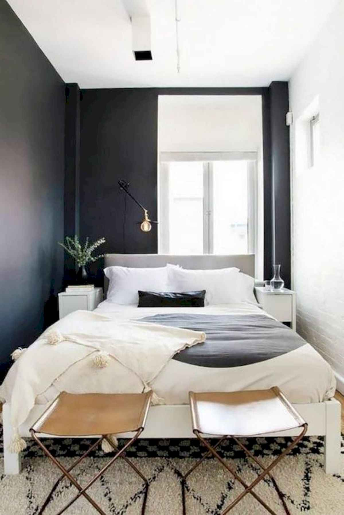10 Most Popular Small Apartment Bedroom Decorating Ideas 40 creative small apartment bedroom decor ideas 14 roomadness 2021