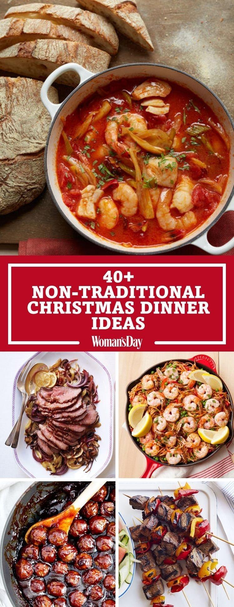 10 Perfect Christmas Eve Dinner Ideas Easy 40 easy christmas dinner ideas best recipes for christmas dinner 8 2020