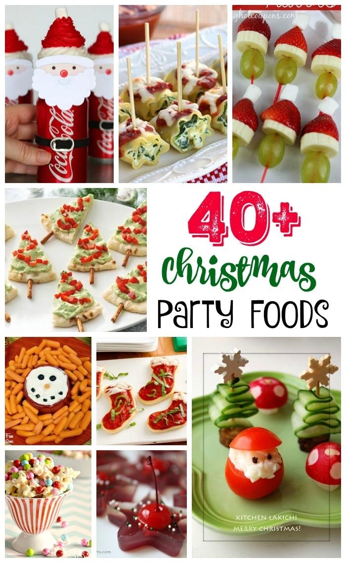 10 Beautiful Christmas Party Food Ideas For Adults 40 easy christmas party food ideas and recipes all about christmas 1 2021