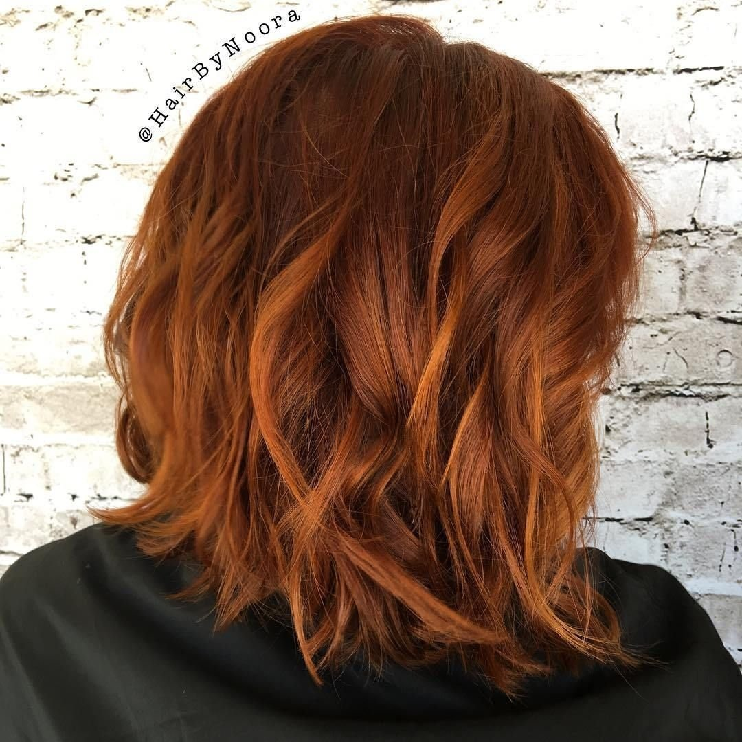 10 Stunning Hair Color Ideas For Bob Hairstyles 40 fresh trendy ideas for copper hair color bob hairstyle bobs 2020