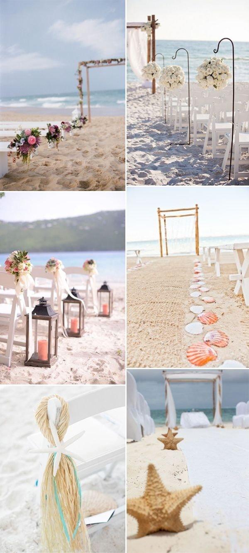 40 great wedding aisle ideas for your big day | summer wedding ideas