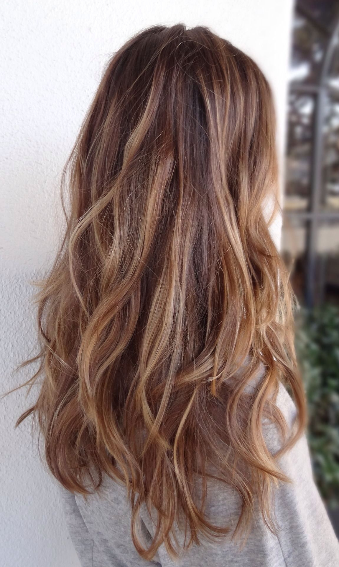 10 Awesome Long Haircut And Color Ideas 40 hottest hair color ideas for 2018 brown red blonde balayage 2020