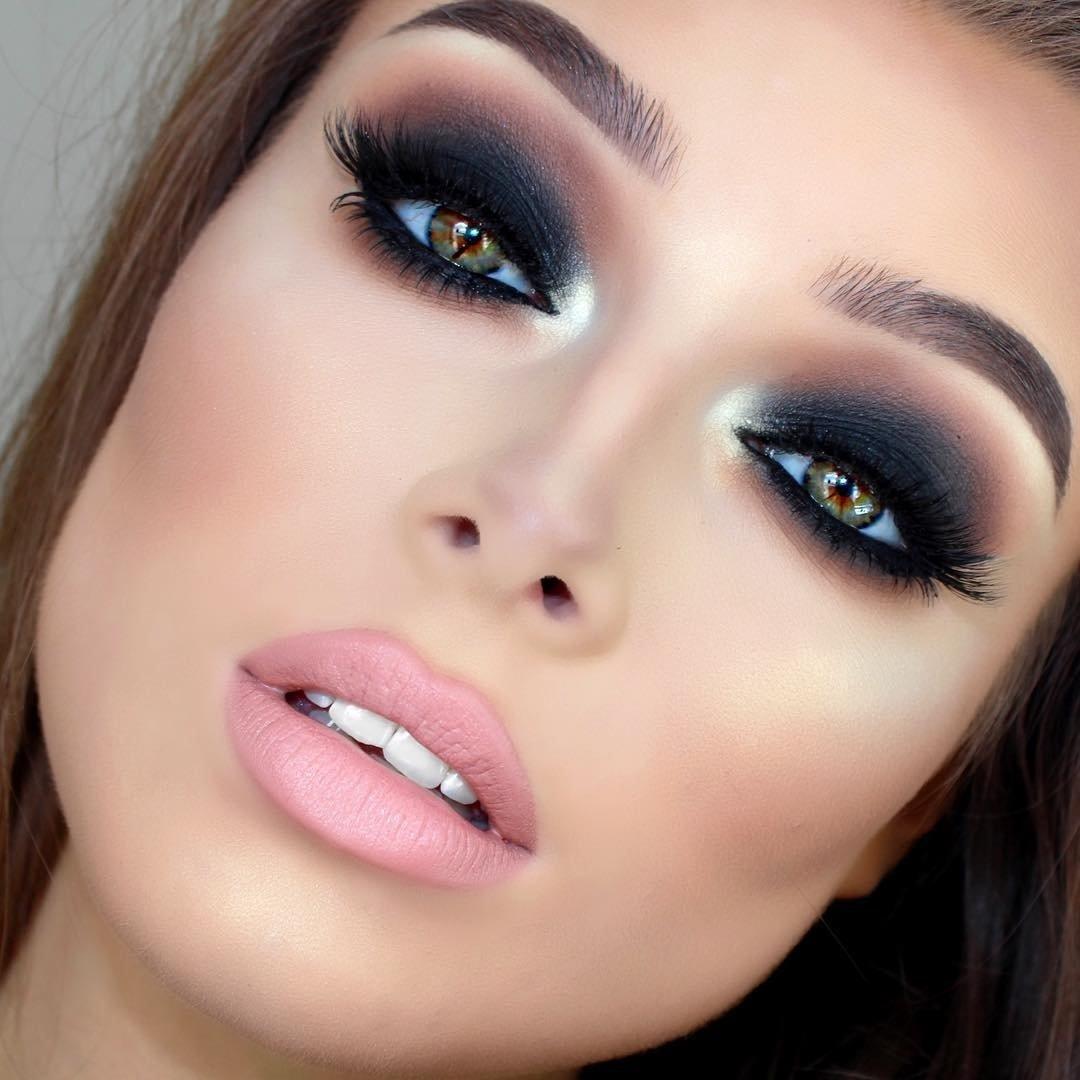 10 Lovable Makeup Ideas For Dark Brown Eyes 40 hottest smokey eye makeup ideas 2018 smokey eye tutorials for 3 2021